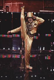 Blev in A Chorus Line, MGM